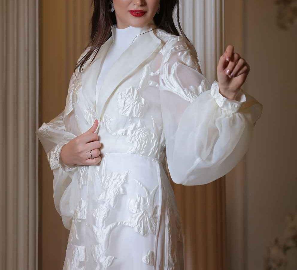 مانتو عقد و لباس مجلسی سیترا بکایی
