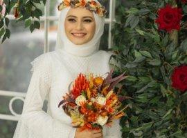 جدیدترین مدل های دسته گل عروس و گل آرایی ماشین عروس پاییزی