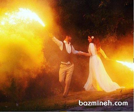 انتخاب آتلیه عروسی (معرفی استودیو عکس و فیلم سپید)