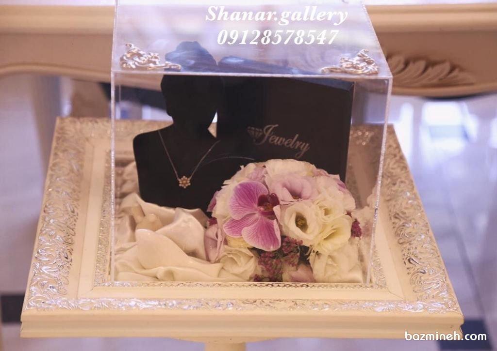 باکس گل و هدایای بله برون مخصوص دکوراسیون این جشن زیبای ایرانی
