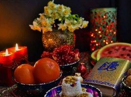 رسم و رسوم شب یلدا یا شب چله عروس (معرفی دکوراسیون جشن شانار)