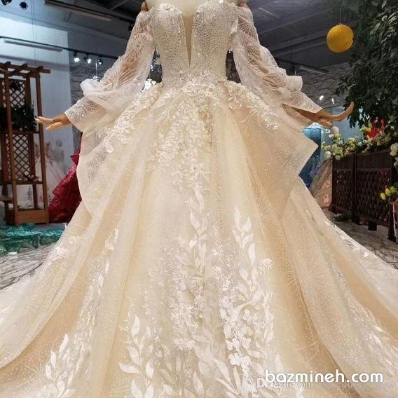 لباس های شب و لباس های عروس اوت کوتور زهیر مراد (معرفی مزون و پارچه بافی خانه مد سما)