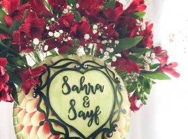 چگونه هدایای یلدا را خودمان تزئین کنیم؟