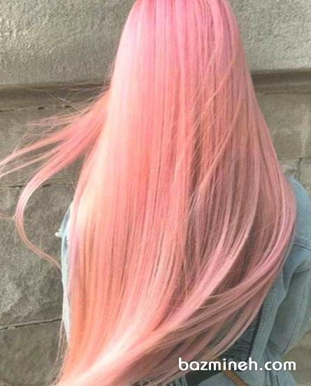 رنگ موهای جدید و پرطرفدار و روش ترکیب آنها