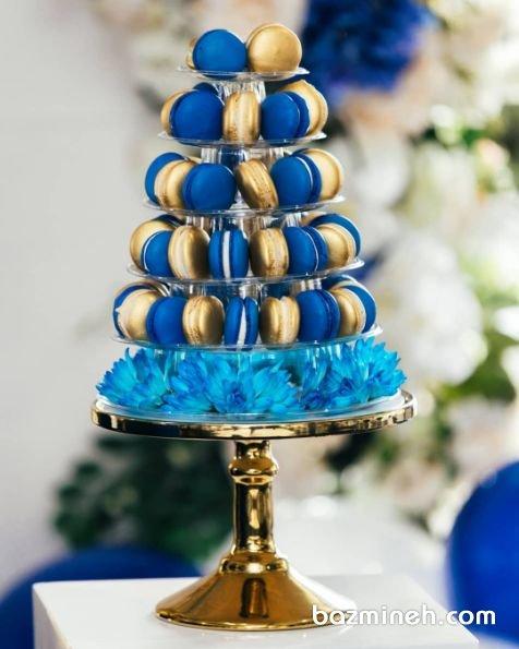 دیزاین و چیدمان کندی بار در مراسم عروسی به کمک تشریفات مجالس (معرفی تشریفات عروسی خانی)