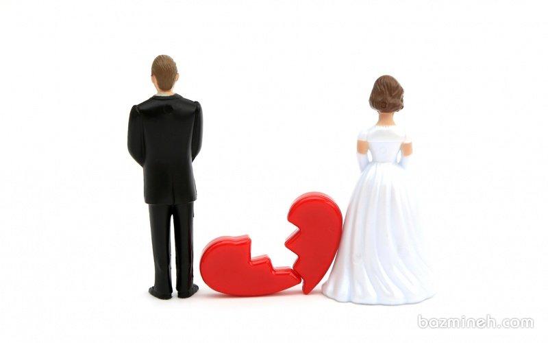 نامزدیهای منجر به طلاق کدامند؟