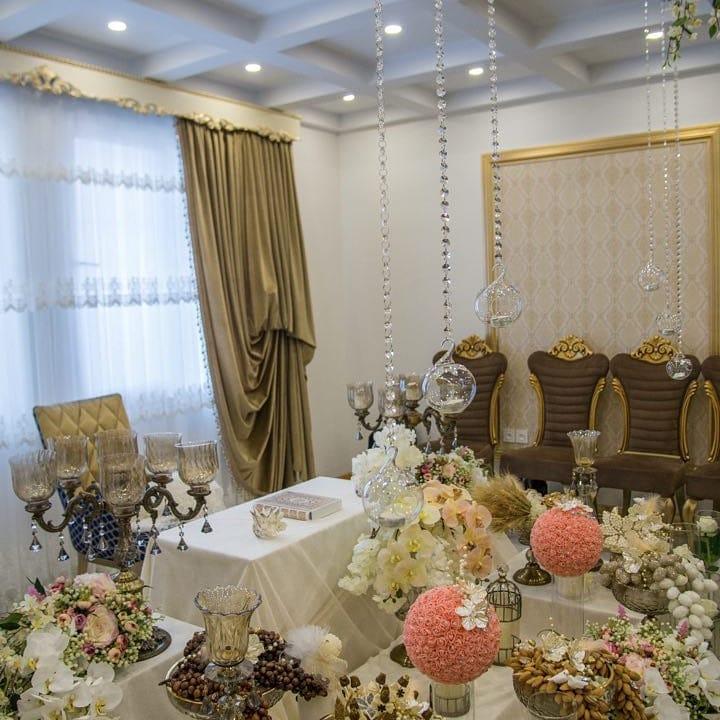 سالن عقد و دفتر عقد ایما (سالن عقد شرق تهران)
