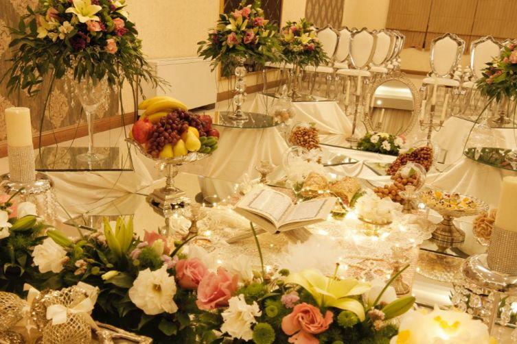 سالن عقد قصر گلها