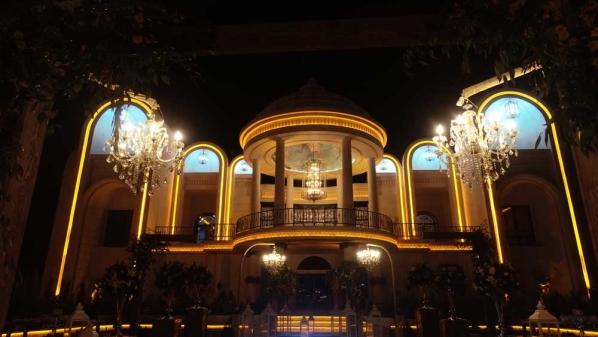 عمارت شیخان