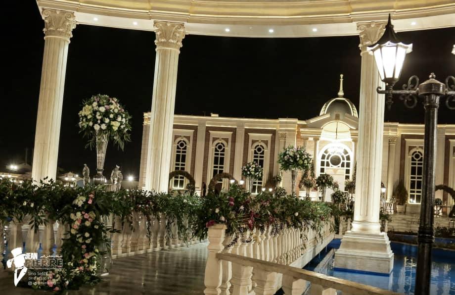 تشریفات عروسی ژانپیر