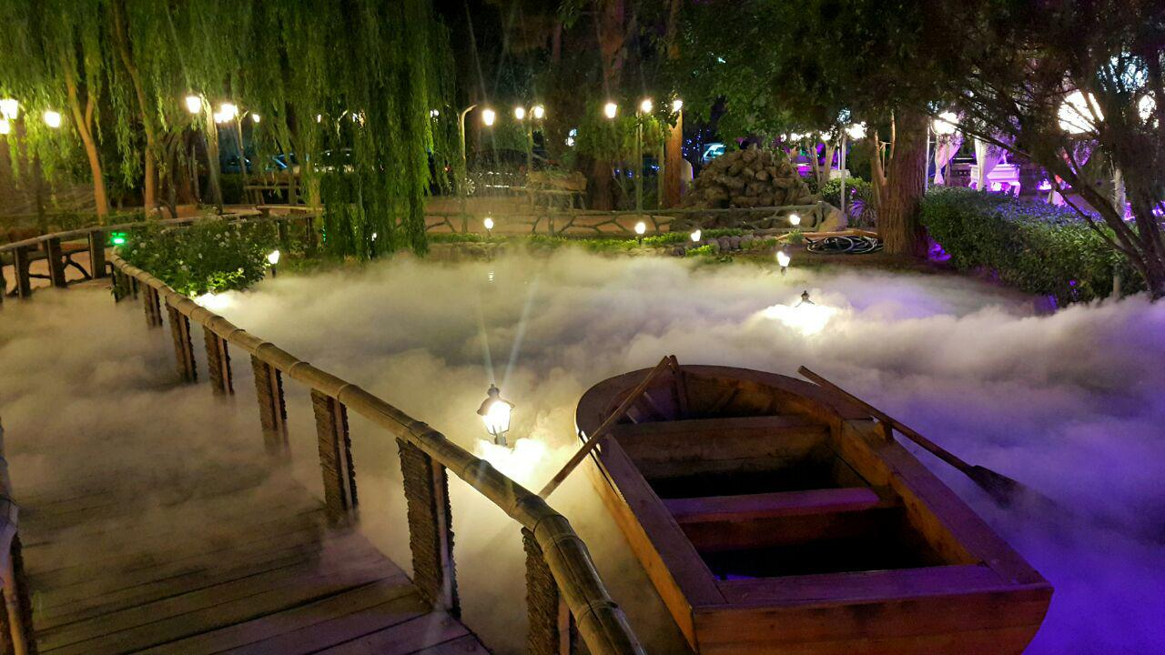 باغ تالار ایرانی