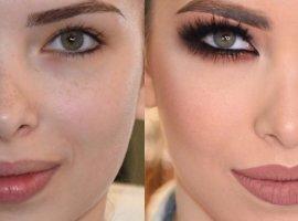 مدلهای مختلف چشم را چگونه آرایش کنیم؟ (آموزش گریم 4 فرم چشم)
