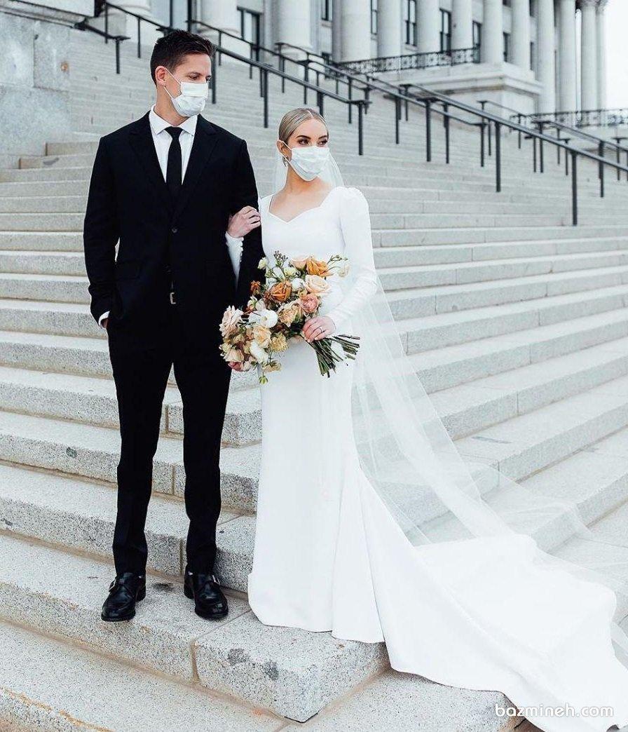 شیوع کرونا و تاثیر آن بر کسب و کارهای عروسی