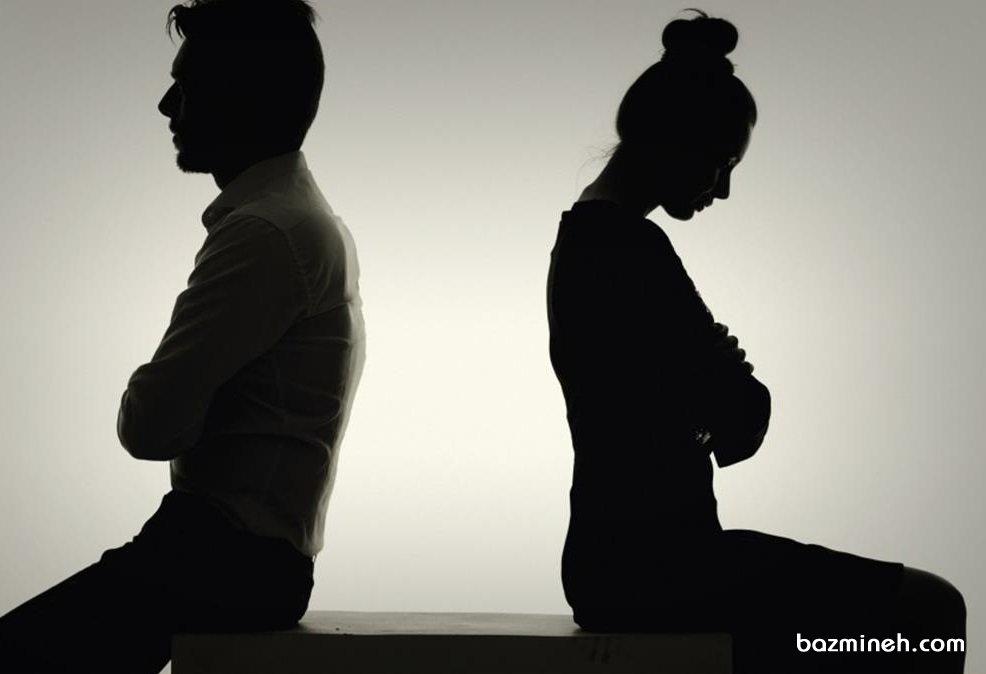 چه زمانی تصمیم به طلاق بگیریم؟