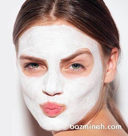طرز تهیه ماسک صورت در خانه