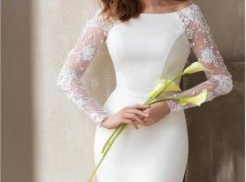 40 مدل لباس عروس مخصوص عروس خانمهای شیک (مدلهای 2020)