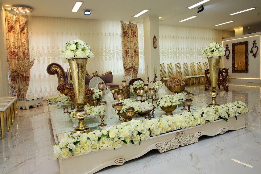 سالن عقد و دفتر ازدواج مهر دریا - شهرک غرب عقد