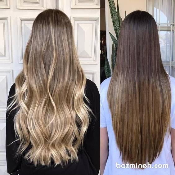 صفر تا صد آموزش رنگ مو (به همراه آموزش ساخت رنگ های ترکیبی)