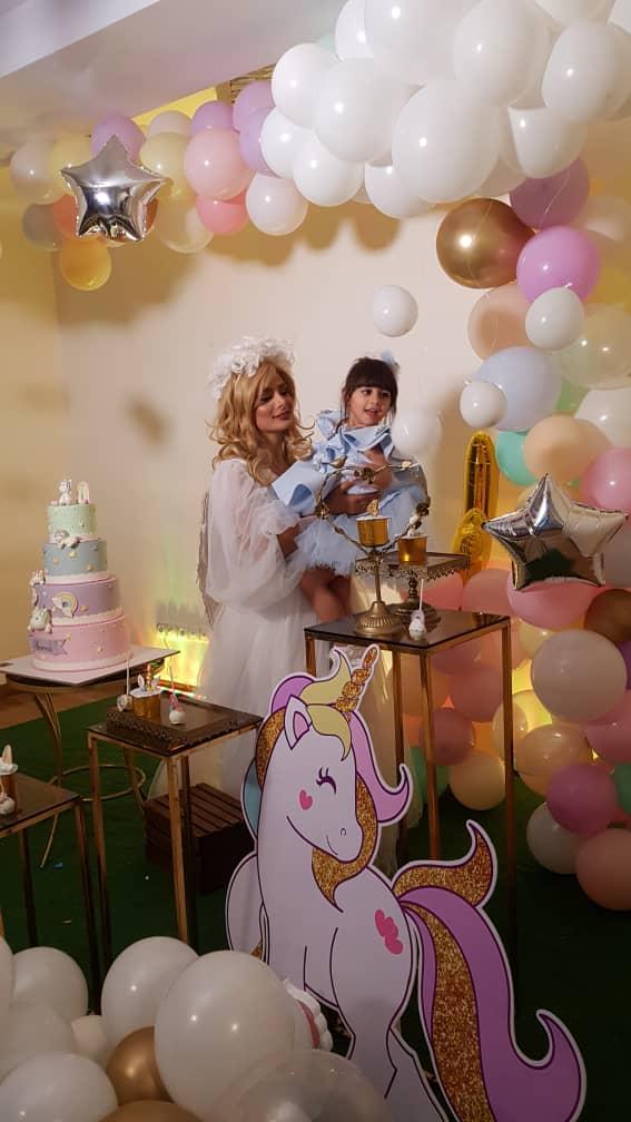 سالن تولد جشن من