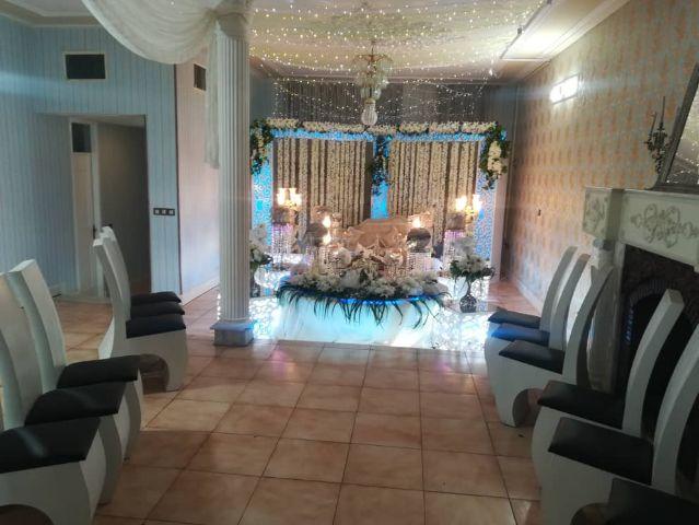 سالن عقد سپید شیراز