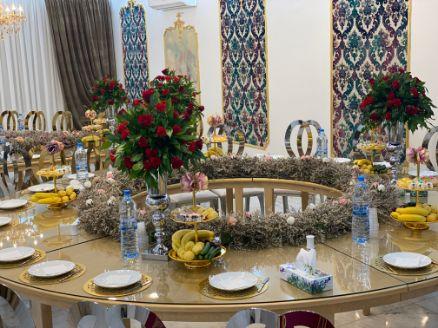 سالن عقد شیوان مشهد