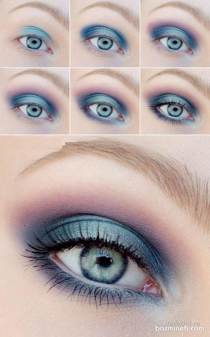 اصول آرایش چشم برای مهمانی به همراه 30 مدل جدید و خاص
