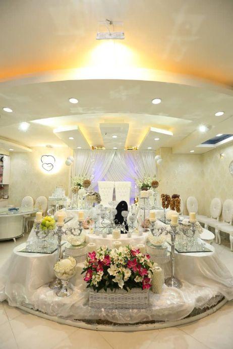 سالن عقد و دفتر ازدواج کلبه خوشبختی