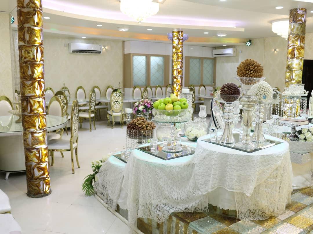 سالن عد و دفتر ازدواج کلبه خوشبختی(شرق)