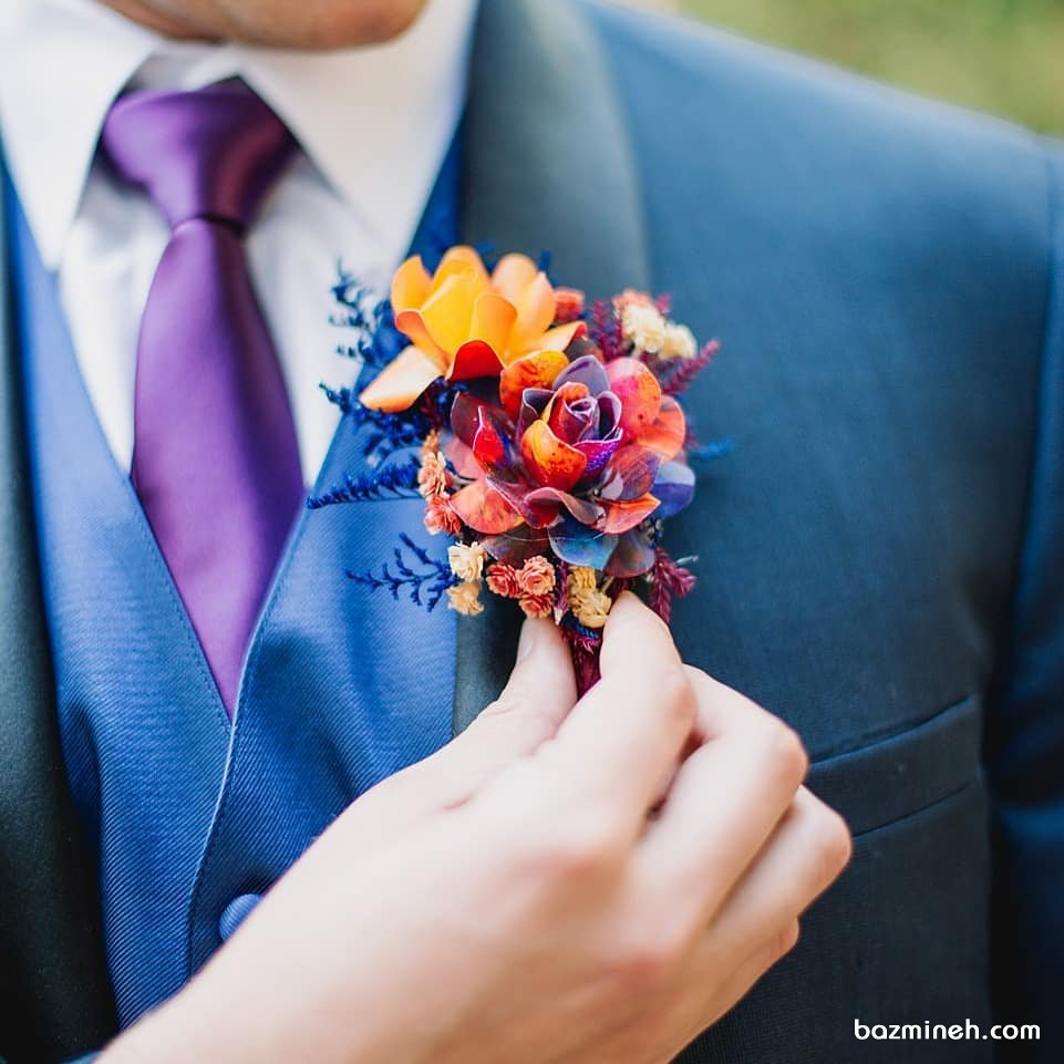 جدیدترین مدل کت و شلوار داماد برای مراسم عقد، عروسی و نامزدی