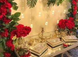 14 ایده جذاب برای تزئین و چیدمان میز نامزدی