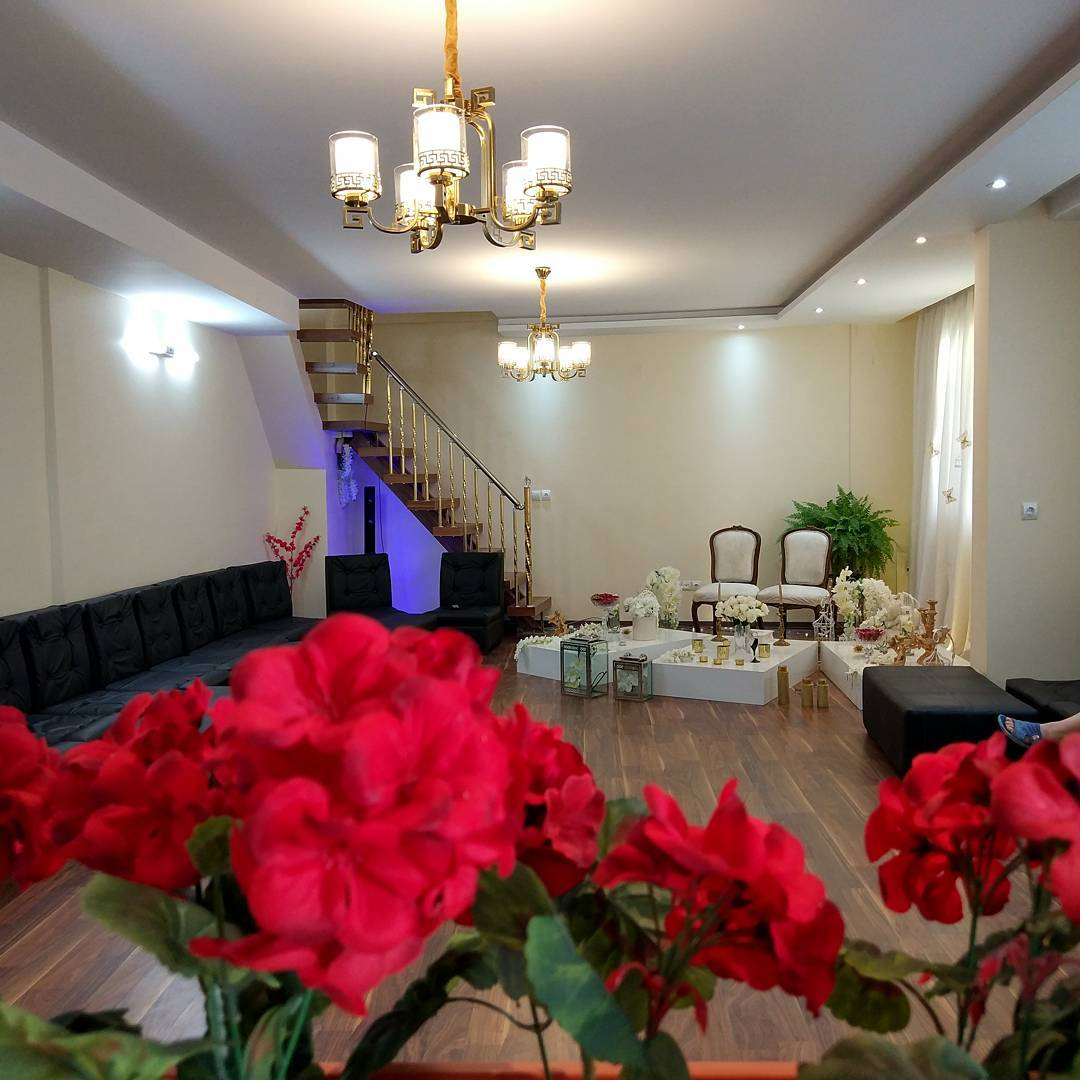 سالن عقد وفا در مشهد