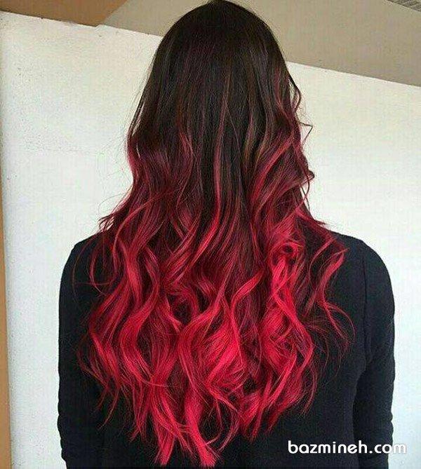 بهترین انواع رنگ موهای فانتزی و فرمول ترکیبی آن ها
