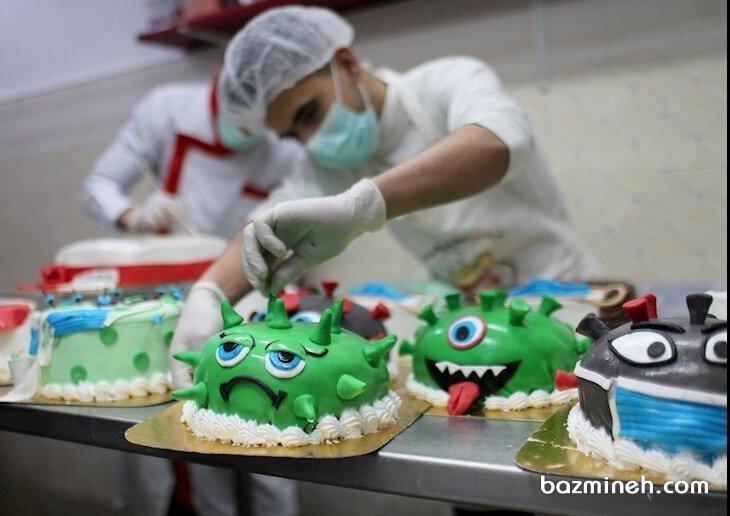 راهنمای خرید شیرینی در دوران کرونا