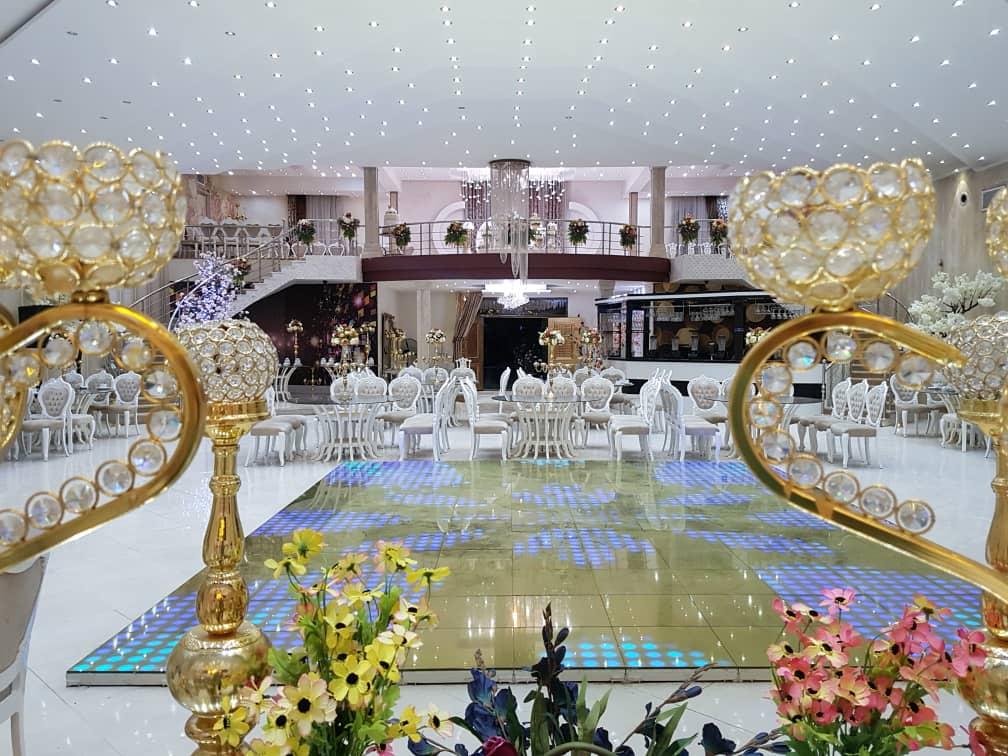 سالن عقد فضای باز در کرج - سالن عقد پرنس کرج