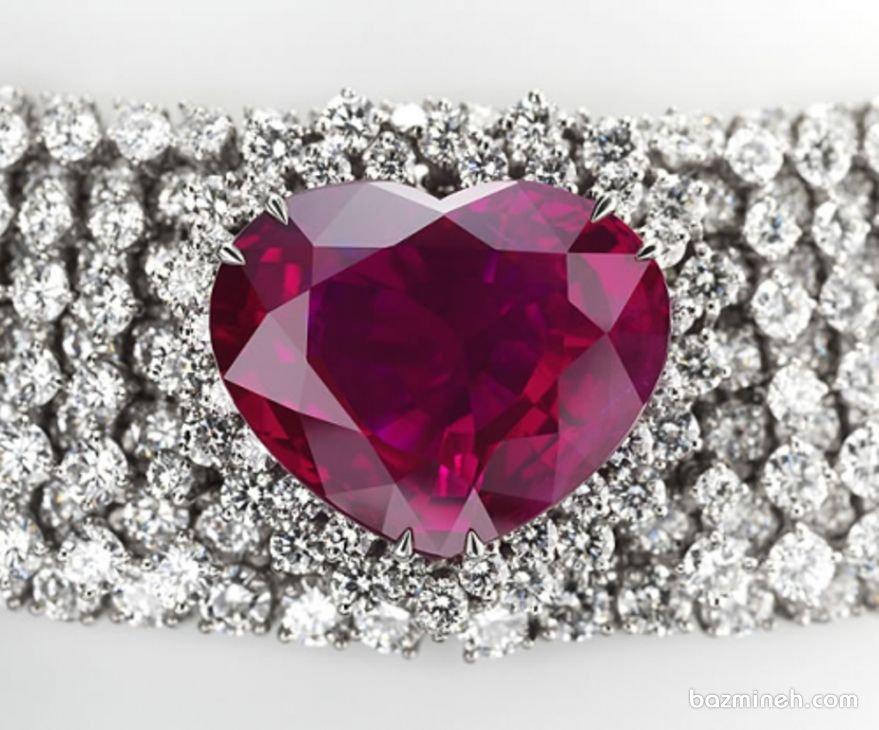 10 الماس گران قیمت جهان را بشناسید!