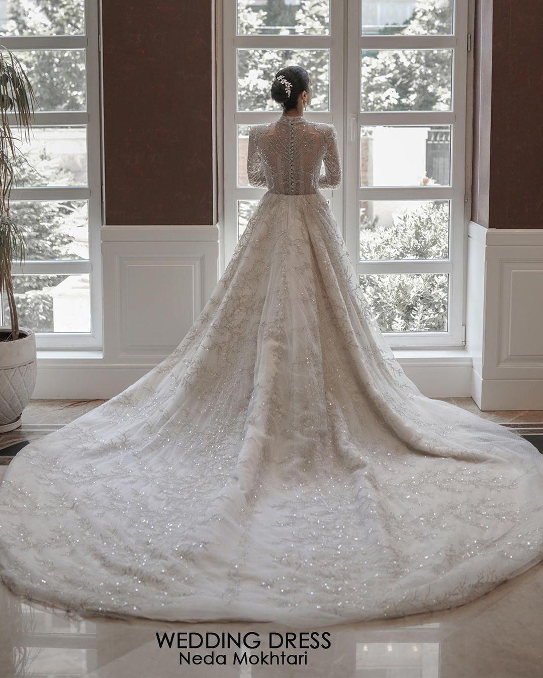 مزون لباس عروس ندا مختاری