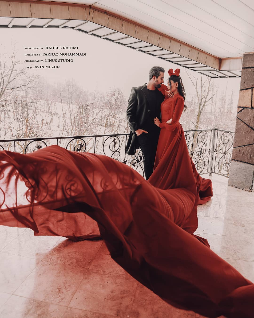 مزون لباس عروس آوین