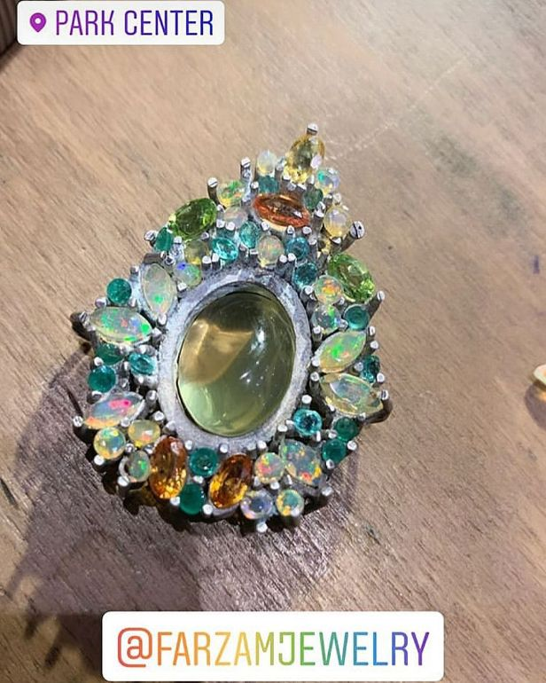 جواهرات فرزام