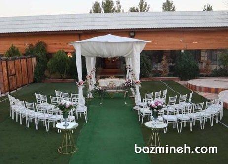 لیست بهترین سالن عقدهای شیراز به همراه امکانات و آدرس