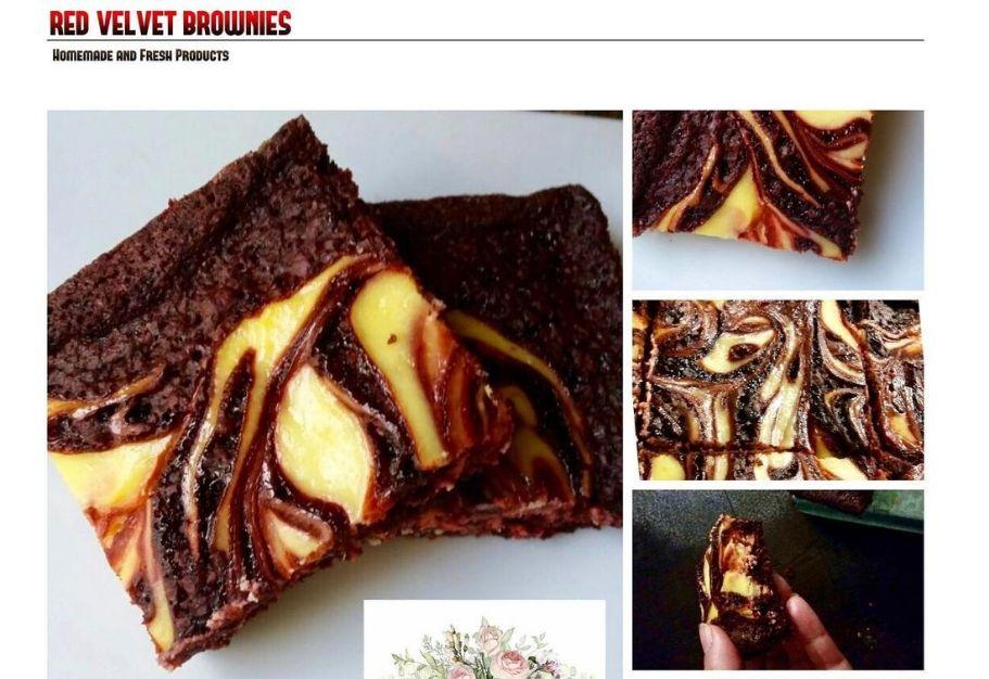 کیک و شیرینی خانگی سوئیت رز