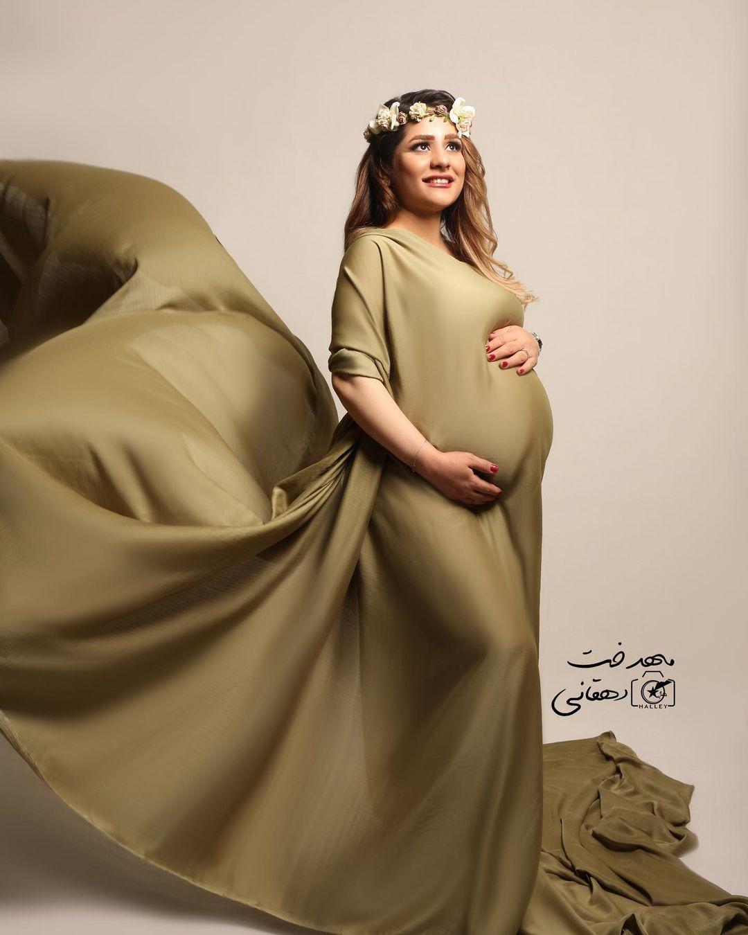 آتلیه کودک و بارداری هالی