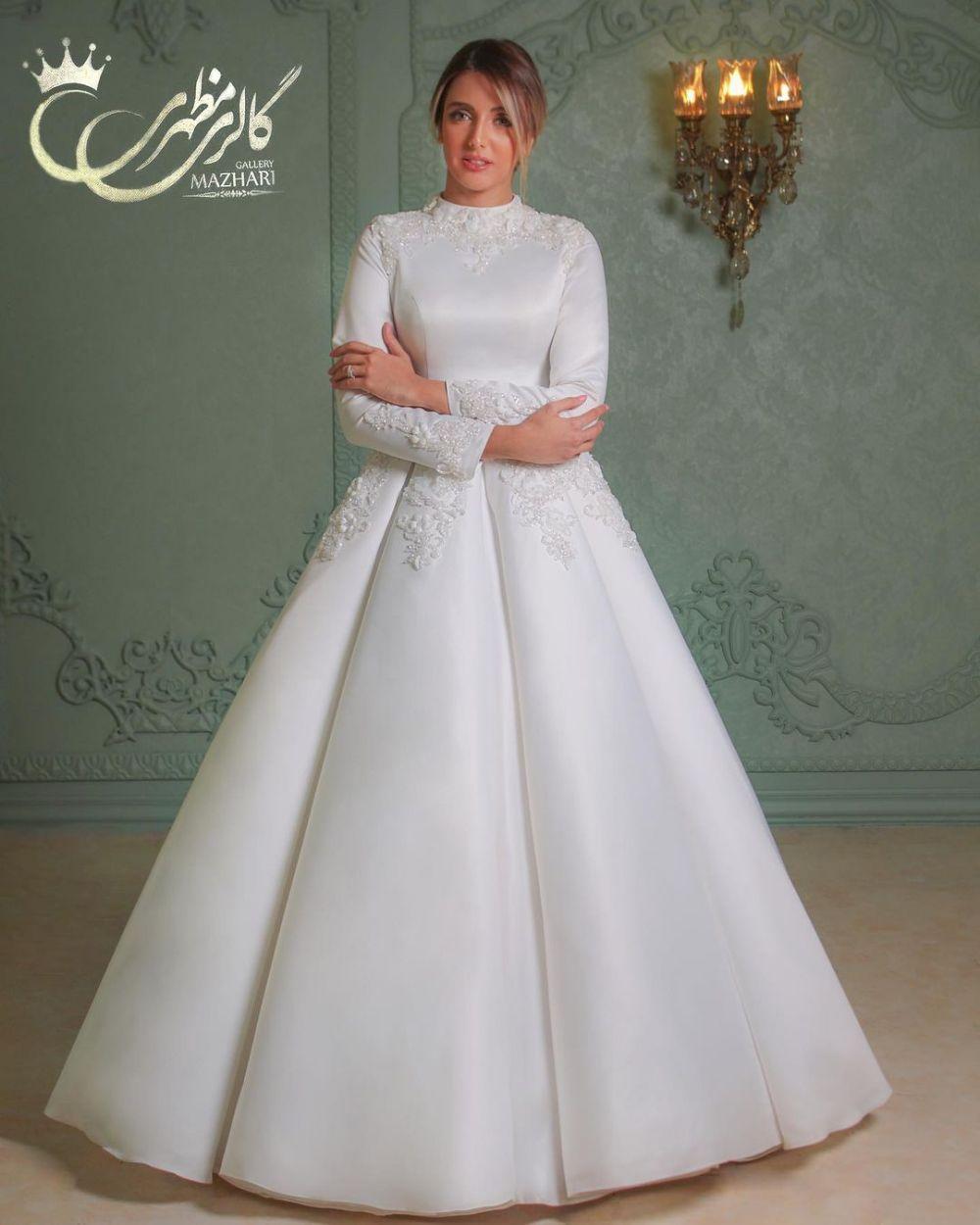 مزون لباس عروس مظهری