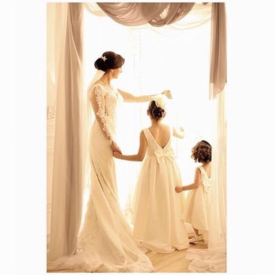 مزون لباس عروس لاسپوزا