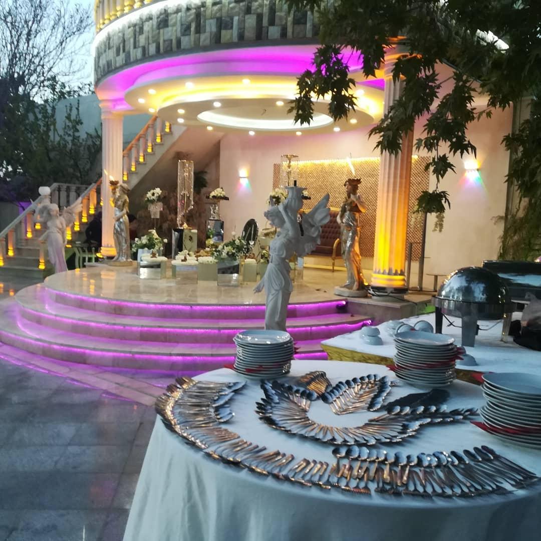 باغ تالار کاخ امیر مشهد