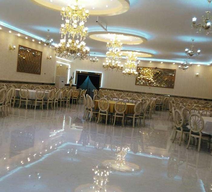 باغ تالار پارمیدا مشهد