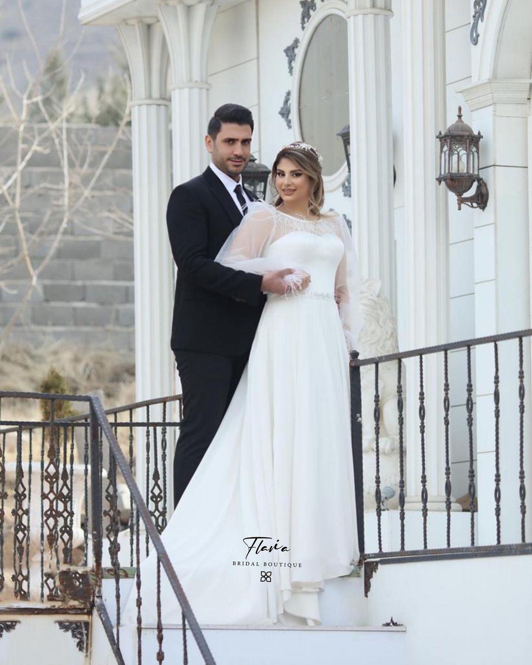 مزون عروس فلاویا