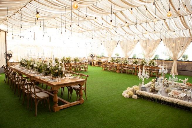 سالن عقد لاکچری موگه (فضای باز )