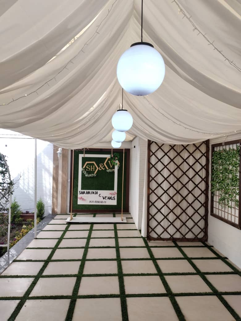 سالن عقد رومانس (اصفهان)
