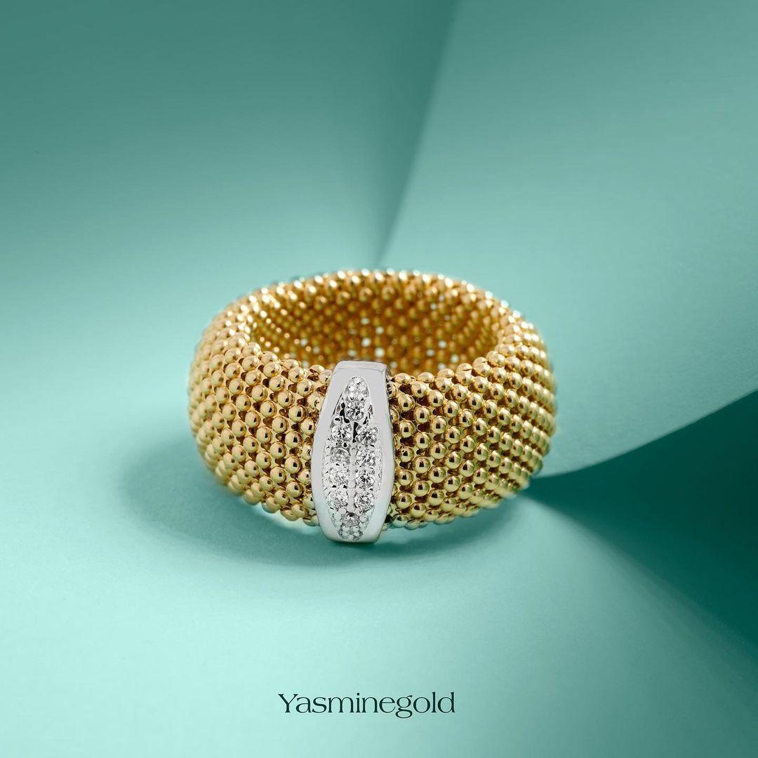 جواهرات یاسمین گلد
