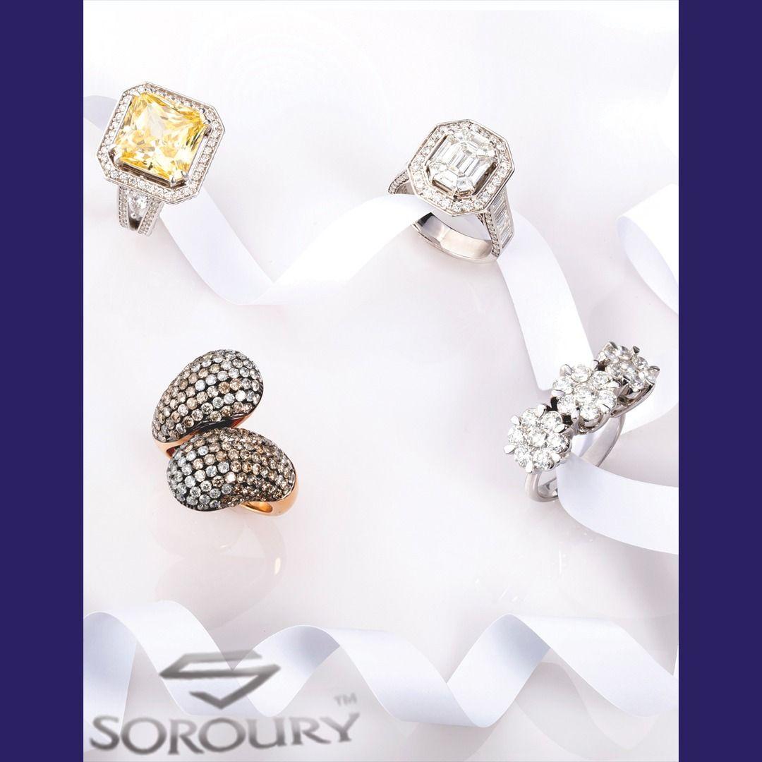 گالری طلا و جواهرات سروری